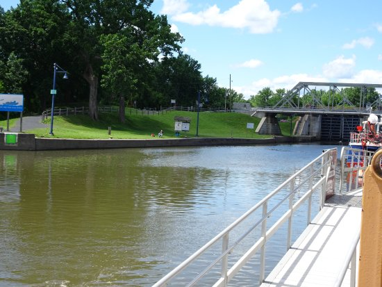 Waterford, Nowy Jork: beginning of Erie Canal