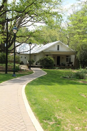 Sandy Springs, GA: The cottage at Lost Corner Preserve
