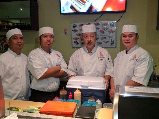 Sushi-Ya : The Sushi Chefs