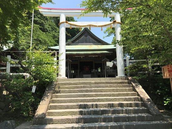 Shrine of Kamakuragu Picture