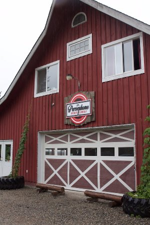 """Gibsons, Canada: They make a point of being a """"beer farm"""""""