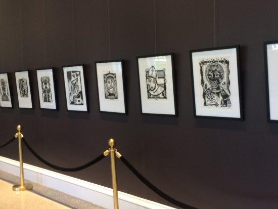 Mundelein, Ιλινόις: Inside Gallery