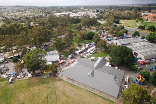 Berwick, ออสเตรเลีย: market