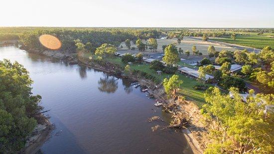 Moama, Australia: Cadell on the Murray - Murray River paradise