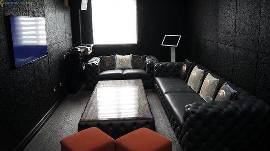 Subic, Filipinas: Las Palmas KTV Room