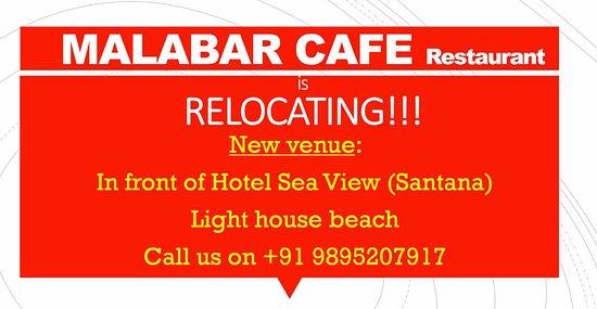 Malabar Beach Cafe Phone Number