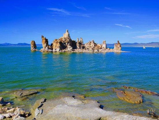 Lee Vining, CA: South Tufu and Mono Lake