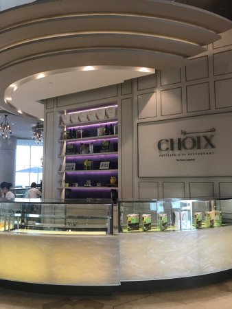 Choix patisserie and restaurant dubai restaurant for Site choix hotel
