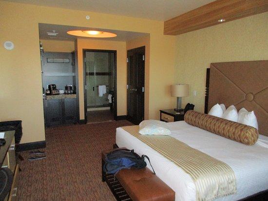 Twin Arrows Navajo Casino Resort: King suite