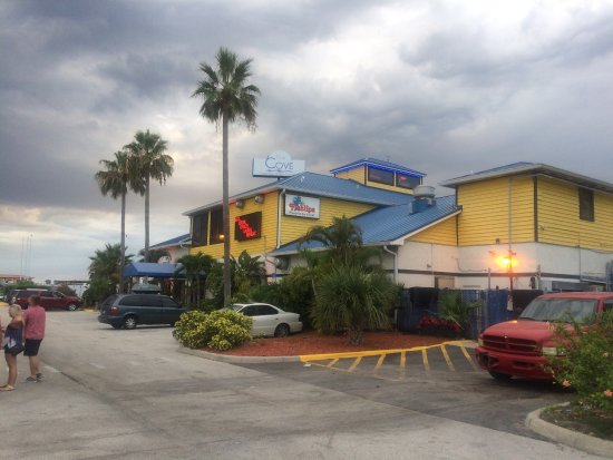 Port Canaveral, Floride : Fishlips Waterfront Bar & Grill