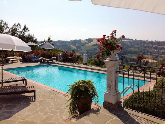 Roncofreddo, Italië: I Quattro Passeri Country House - Dimora di Charme