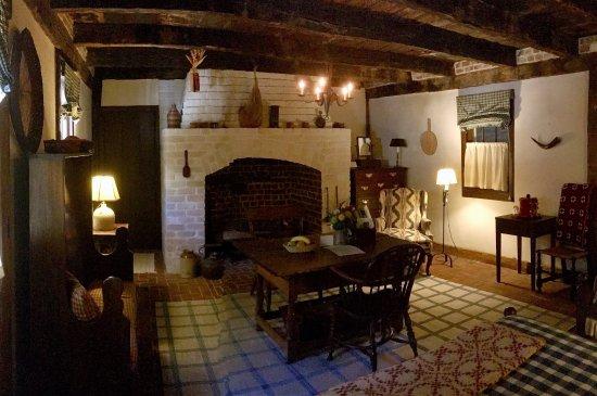 Chestertown, MD: Historic John Lovegrove Kitchen room