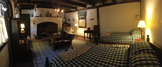 Chestertown, Мэриленд: Historic John Lovegrove Kitchen room