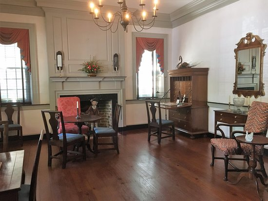 Chestertown, MD: Live-in museum