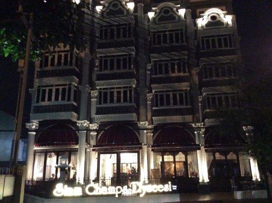 Siam Champs Elyseesi Unique Hotel Bangkok