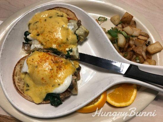 Johns Creek, GA: Egg Harbor Cafe