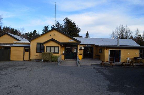Hanmer Springs, Nowa Zelandia: Reception/ Big Kithcen