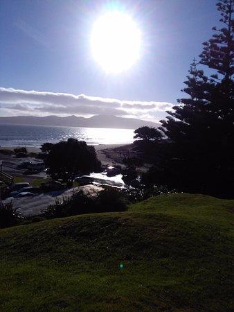 ปาราปาเรามู, นิวซีแลนด์: the view from the hill top