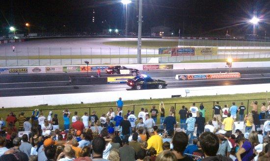 Jupiter, FL: Palm Beach International Raceway