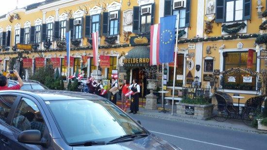 Deutsch Wagram, Austria: A Country Inn
