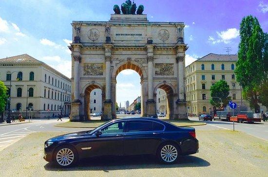 Private Luxury Munich City Shuttles