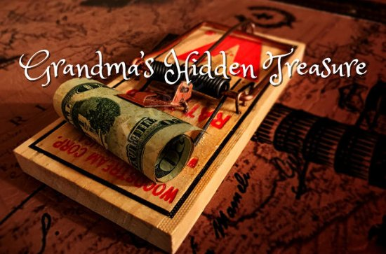 Small-Group Escape Room: Grandma's Hidden Treasure