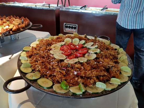 Eagan, MN: Kottu Paratha in Buffet