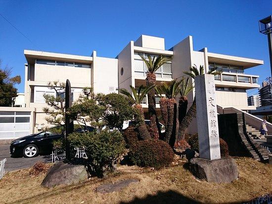 Kariya, ญี่ปุ่น: 本館の近くにある分室の建物