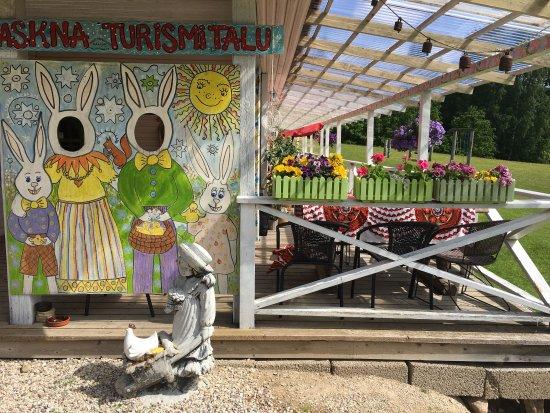 Plaksi, Estland: Туристический хутор Ваксна