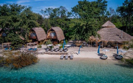 Halal Lombok Holidays Karma Beach Reef C Theluxurybali