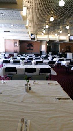 Narrandera, Australia: The Dining Hall