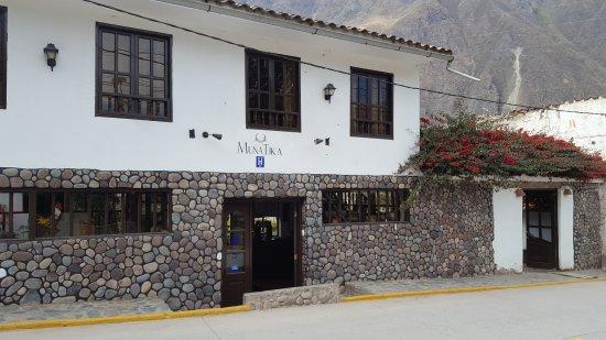 Blue Magic Cafe Bar Restaurant Peru