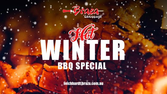 Leichhardt, Australia: Hot Winter BBQ Special