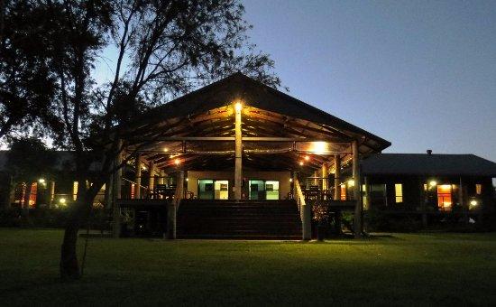 ร็อกแทมป์ตัน, ออสเตรเลีย: Hedlow Lodge Deck