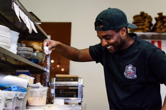 Como, Avustralya: Making Gnnochi