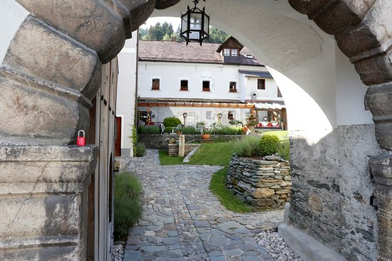 Hotel Schloss Thannegg Picture