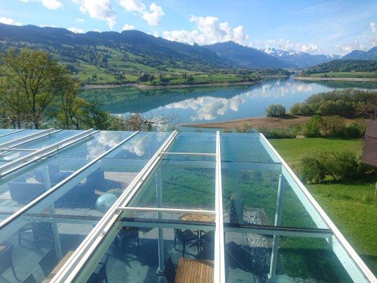 Avry-devant-Pont, Schweiz: Hostellerie le Vignier
