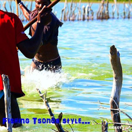 St Lucia, Sudáfrica: Kosi Bay , KZN