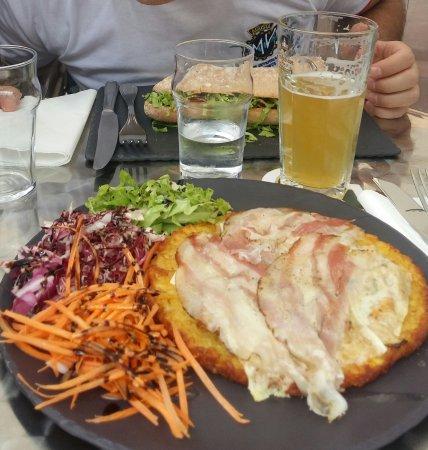 Premia, Włochy: PaneVino beer food & wine