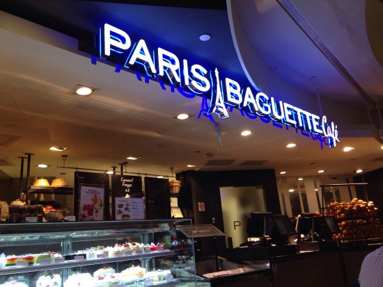 Full of disappointment - Review of Paris Baguette, Singapore ...