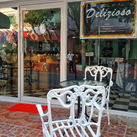 Delizioso Restaurant Angeles Pampanga