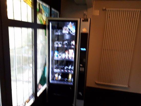 Kloten, Swiss: Автомат с продуктами