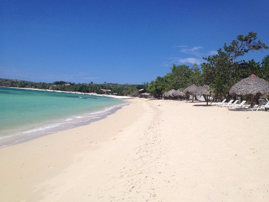 Paradise Island & The Mangroves (Cayo Arena): Punta Rusia