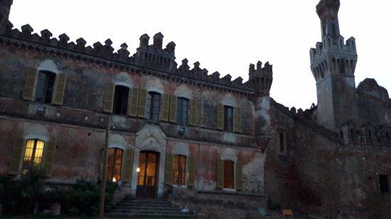 Stagno Lombardo, Italy: Al calar del sole