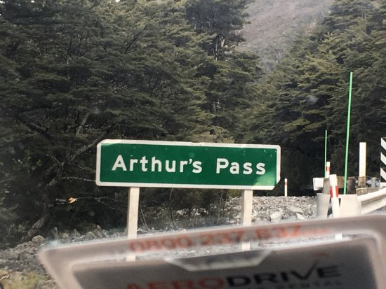 Arthur's Pass National Park, New Zealand: photo1.jpg