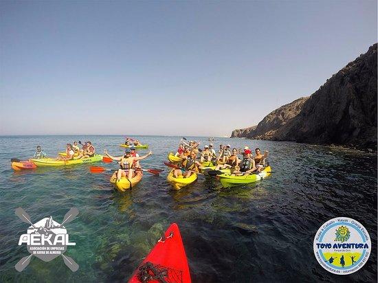 Cabo de Gata, Spain: Precioso el Parque Natural
