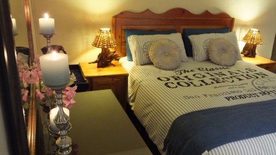 Sabie, Afrika Selatan: Lion Room