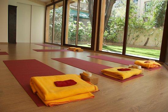 Yoga Cote Jardin