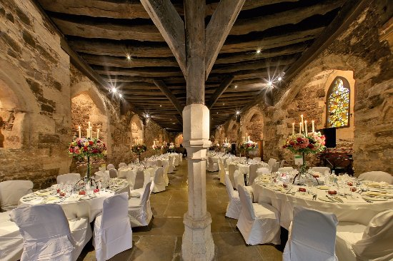 Unique And Beautiful Wedding Reception The Crypt London Traveller