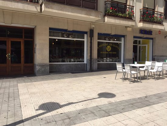 Barra De Pintxos Gluten Free Picture Of Kaia Taberna